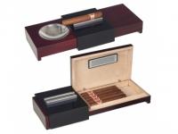 Humidor-Zigarrenascher Rosewoodfinish