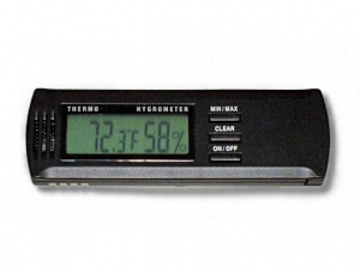 Passatore Hygrometer/Thermometer für Reisehumidore