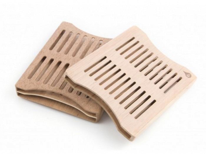 Xikar Halterungen aus Holz made by Boveda