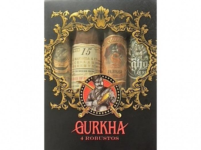 Gurkha Robusto Variety Pack