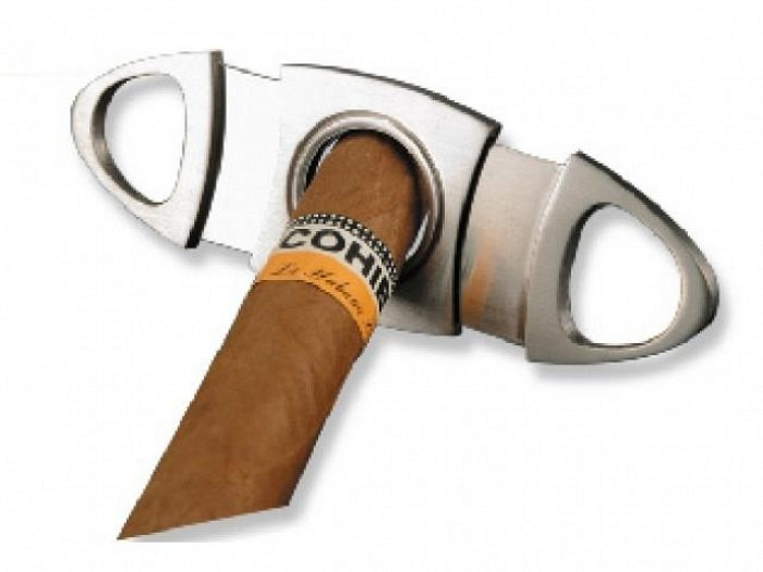 Adorini Cigar-Cutter Steel